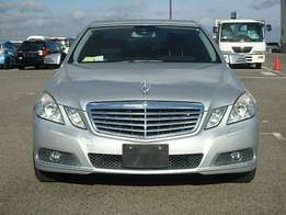 Mercedes-Benz E300 new imported on sale 2010 model.