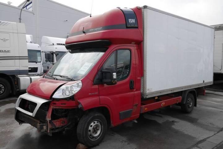 Fiat DUCATO 3.0 JTD 17 EURO 4 skříň do 3.5t po nehodě - 2011