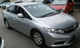2012 Honda Civic 1.6 i-VTEC