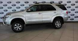 2006 Toyota Fortuner 4.0 V6 4x4 Automatic,