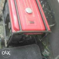 Fairly used generator for sell