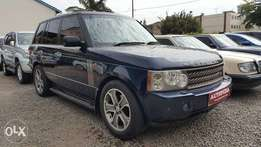 Land Rover Vogue, Dark Blue