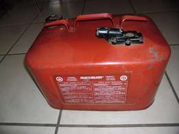 Outboard Petrol Tank For Sale