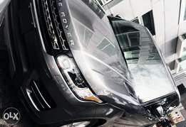 Range Rover Spot 2013 model at 40m