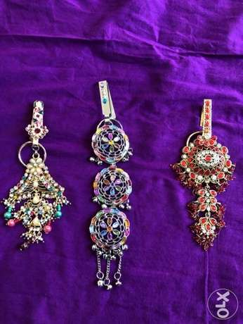 Indian Challas or keychains