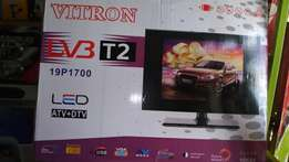 Brand new 19inch digital vitron TV, new in shop, optional delivery.