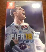 Fifa 18 nintendo switch brandnew.dope