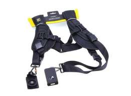 Double Camera Strap... Like Black Rapid
