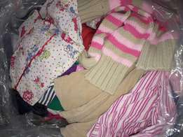 Girls clothes aged 3 - 6