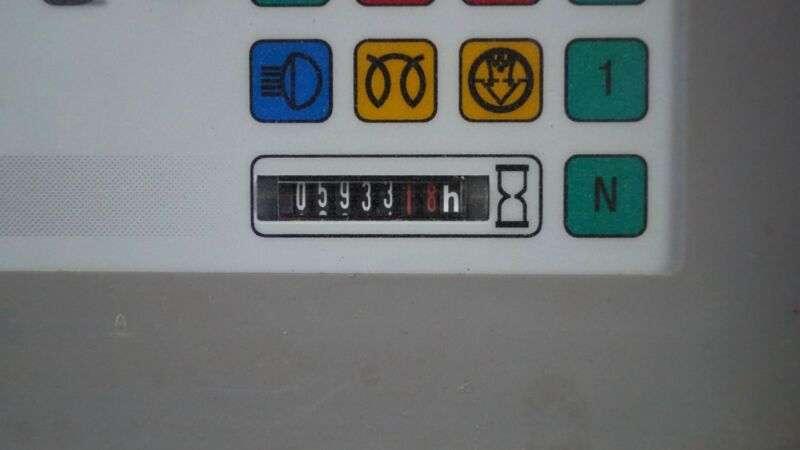 Liebherr L 509 Stereo Klappschaufel Gabel Motorschaden - 2010 - image 6