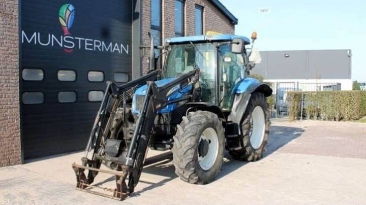 New Holland T6010 Plus - 2007