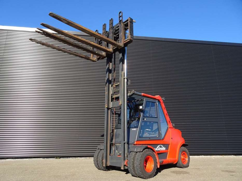 Linde H80T / 900-03 / 4484 HOURS! - 2006 - image 4