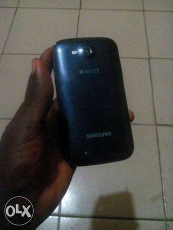 A month old SAMSUNG GALAXY Grand with 4G LTE network Benin City - image 2