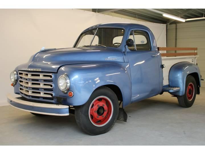Studebaker R10 Pickup - 1949