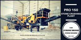 Latest Technology Mobile Crusher Plant Full Automatic