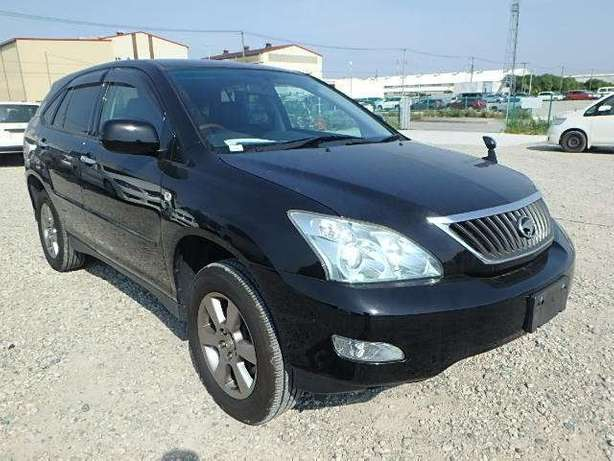 Toyota Harrier, KCN,leather seats City Centre - image 2