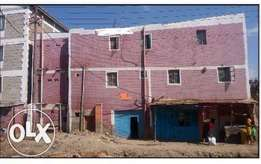 Commercial flat for sale in githurai 45 at 17m