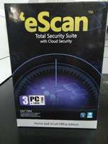 'eScan Total Security Suite with Cloud Security 3USER