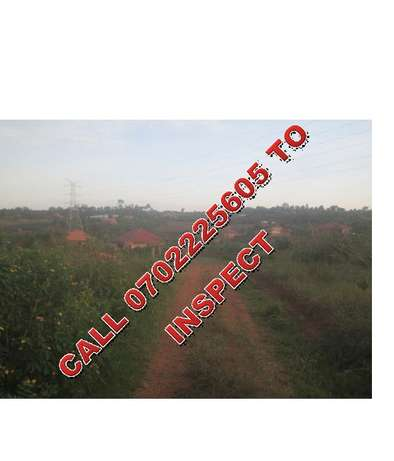 Beautiful plots for sale in Najeera-Kungu at 50m Kampala - image 1