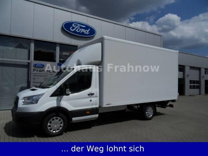 Ford Transit Koffer 350 L4 Koffer mit Ladebordwand - 2019