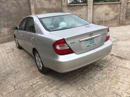 3 Months used Toyota Camry Big Daddy