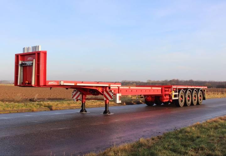 AMT New  UL400 platform semi-trailer