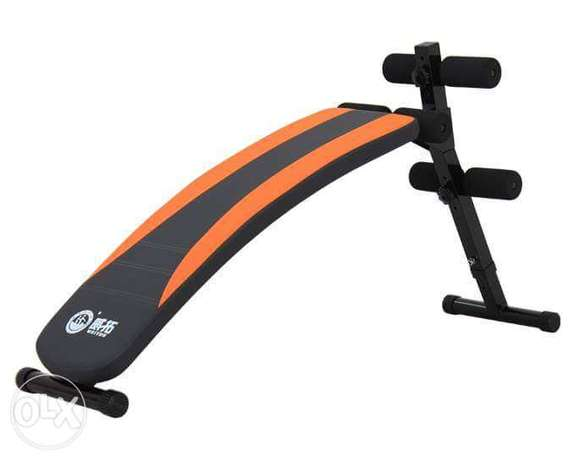 Commercial sit up bench and weight lifting nd 50kg dumbell Lagos Mainland - image 1