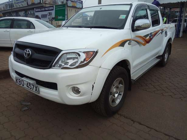 Toyota hilux Muthaiga - image 2
