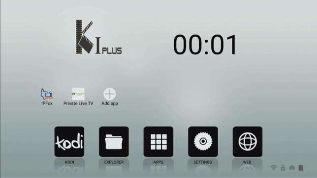 K1 PLUS Quad Core 4K Android TV Box Mombasa Island - image 4