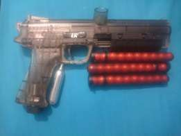 Pump Action Paintball Pistol