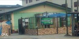 An Event Center For Sale At Igegun Ikotun, Lagos with C of O.