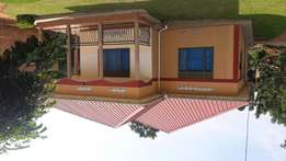 4 bedroom finished house 4 sale in mukono town at 100m only