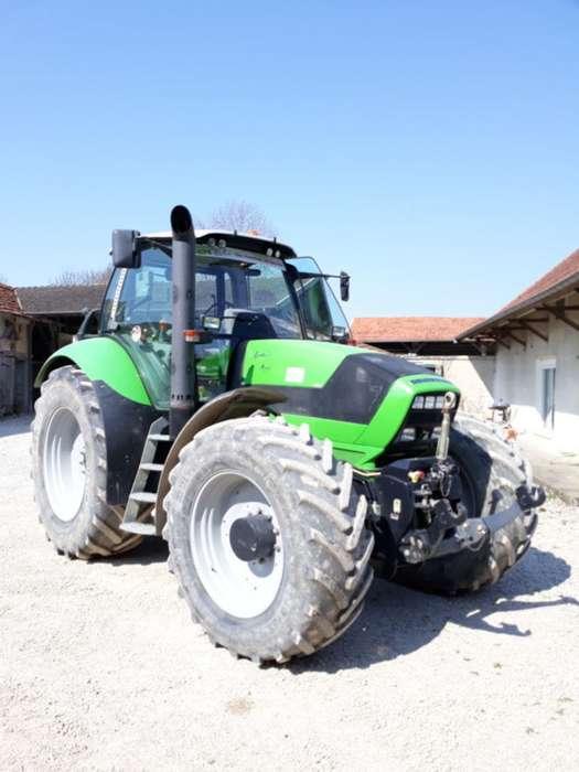 Deutz-fahr Agrotron M650 Profiline - 2012