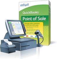 QuickBooks Point of Sale MultiStore With Complete System & Accessories