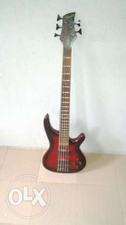 A fender 5-string bass guitar for sale (Used) Lagos Mainland - image 2