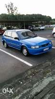 2002 Toyota Tazz 1.3 1 owner Immaculate
