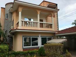 Nyali 5 bedrooms maisonette for sale