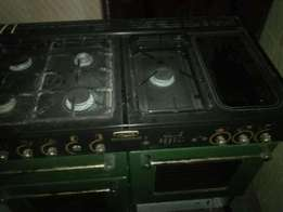 8burner Gas cooker