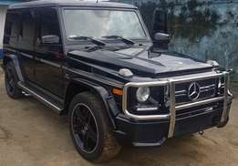 Toks 2015 Mercedes Benz G63 in PHC