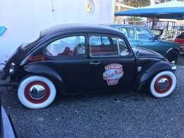 Vw beetle rat rod