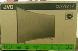 JVC 32 inch curved screen full HD led Brand new 1year warranty