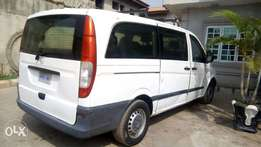 First Body Mercedes Vito 2005