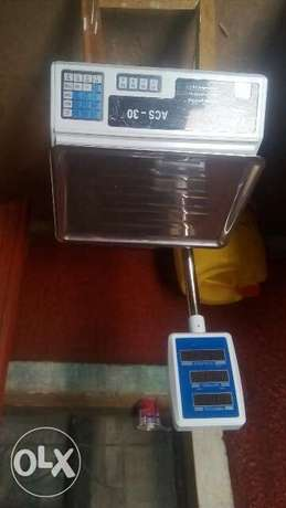 price computing scale( digital weighing scale? Kimilili - image 1