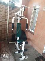 Gym stuff for sale