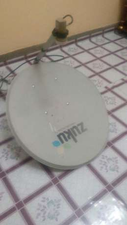 Zuku dish with and decorder Mombasa Island - image 2