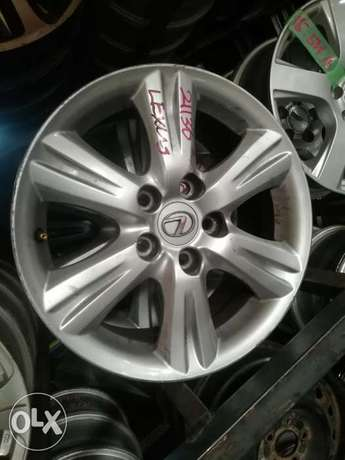 "Ex-Japan Lexus 16"" Rims Industrial Area - image 2"