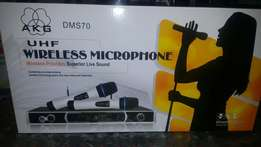 AKG professional wireless microphone