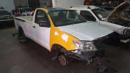 Now Stripping a Hilux VVTI 2.0 2006