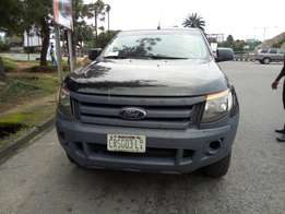 Sharp ford ranger