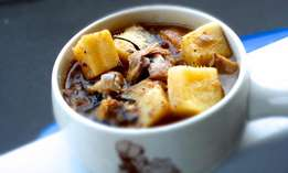 contact me for your pot of edo/delta delicacies